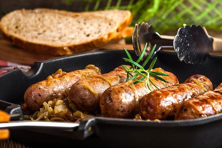 how-to-cook-polish-sausage-pan