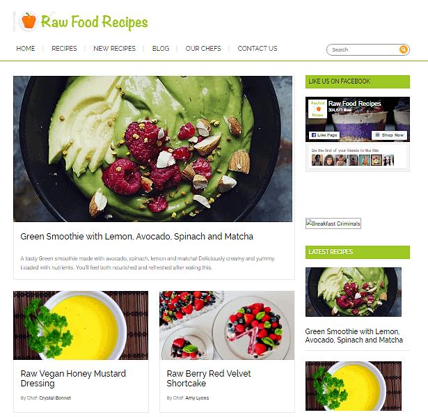 best-food-blogs-Raw-food-recipes