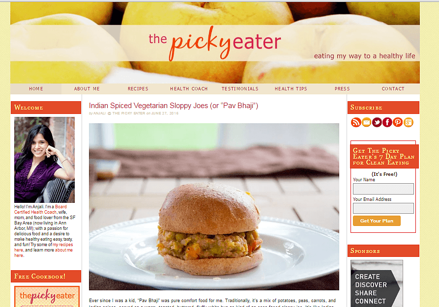 best food blogs the picky eater
