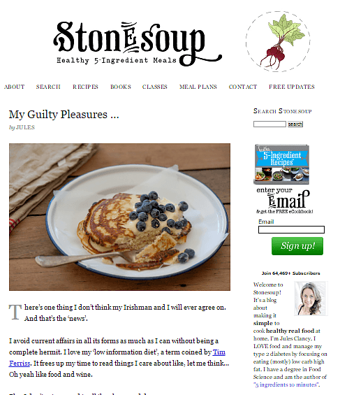 best-food-blogs-The-stone-soup