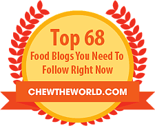 Top 68 Food Blogs