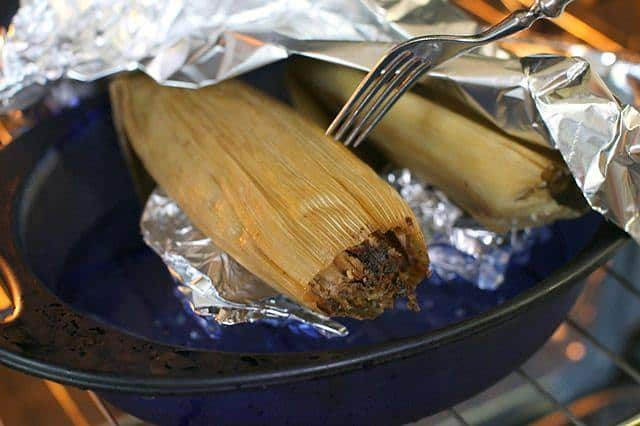 how-to-reheat-tamales-oven-heating