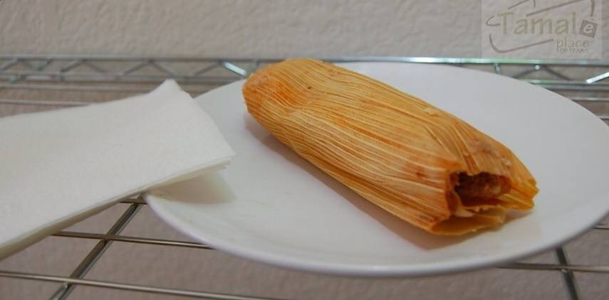 how-to-reheat-tamales-prepare