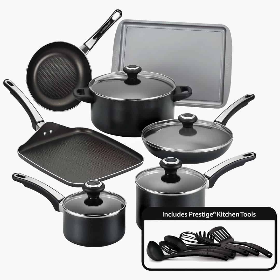 Best Nonstick Cookware 2017 Reviews Amp Buyer S Guide