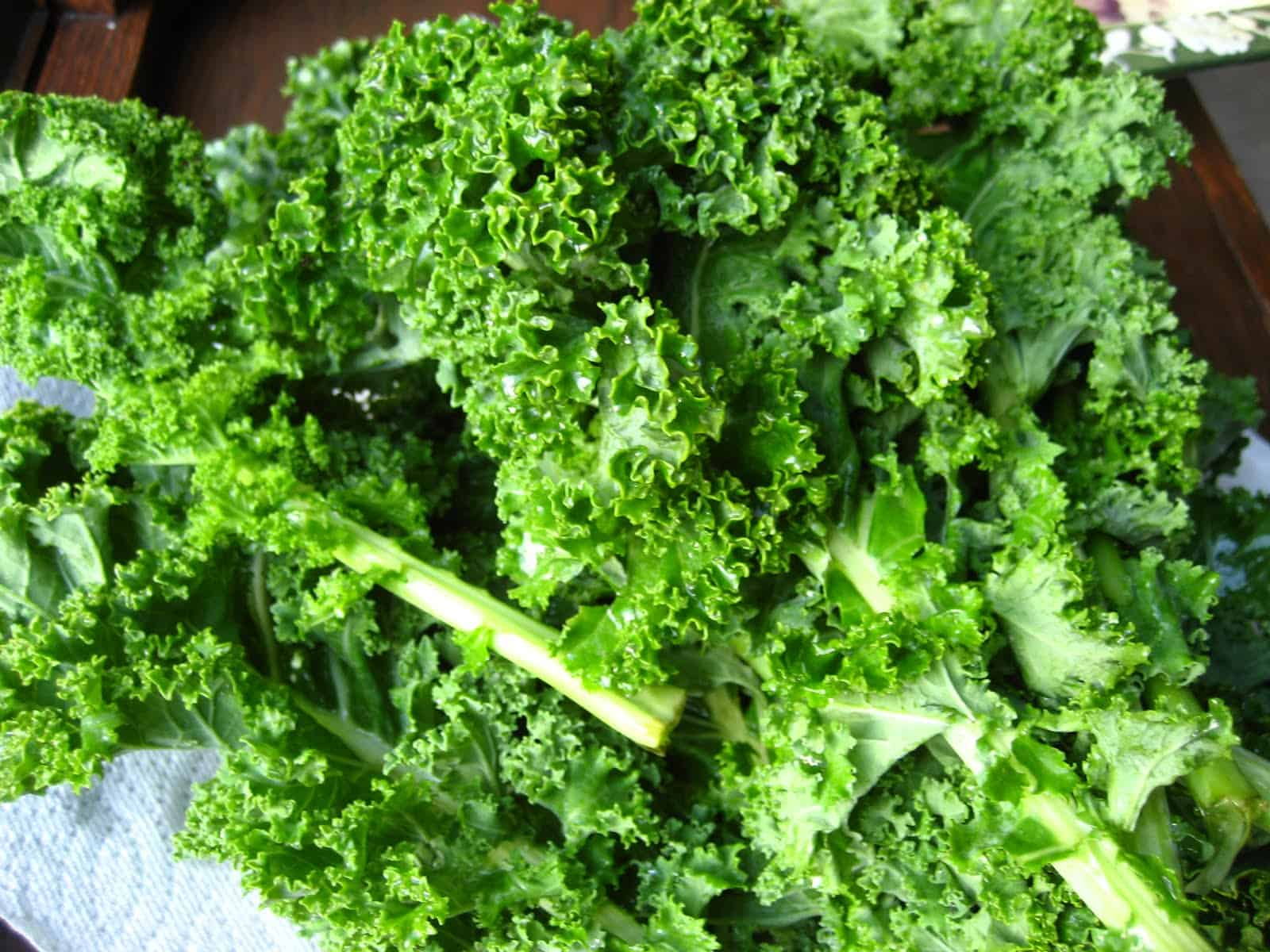 Getting Your Greens With Kale