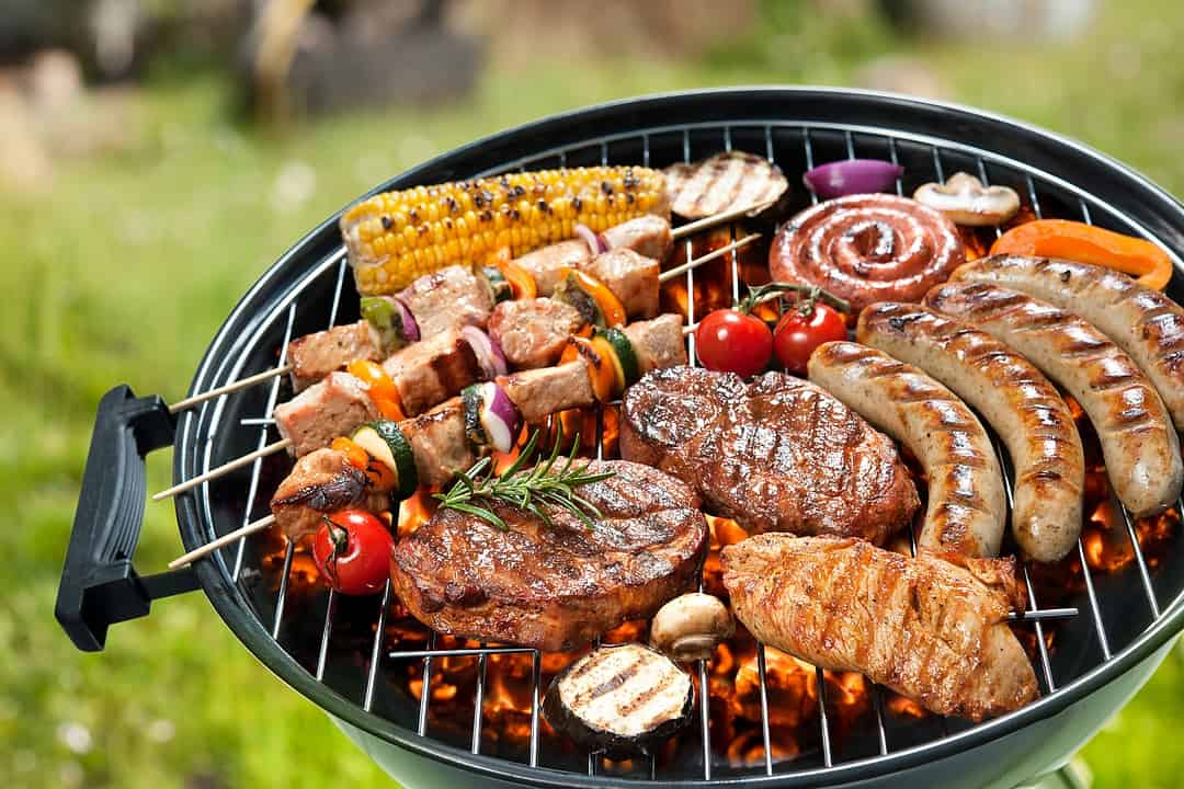 Consider the Grill Type and the Brush Shape