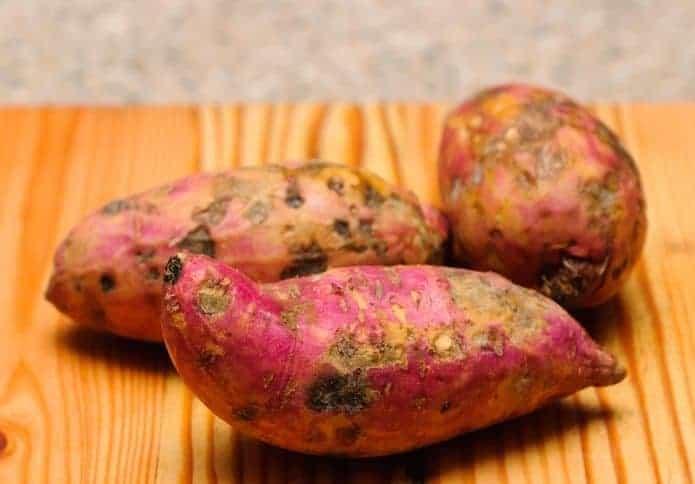 Blemished-Potatoes