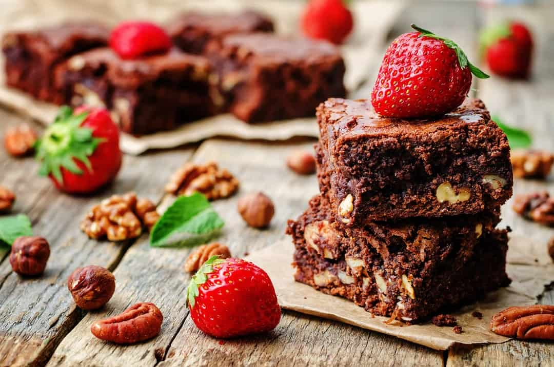 Chocolate-Nut-Brownie