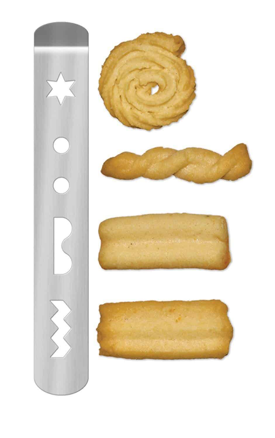 Fante's Nana Anna's Easy Cookies Spritz Cookie Press