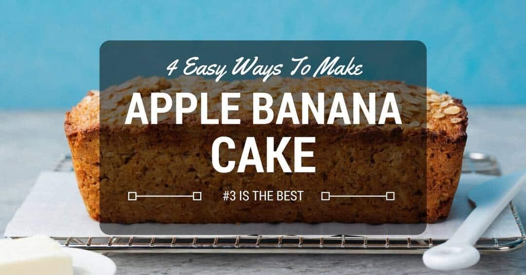 Alison Holst Banana Cake