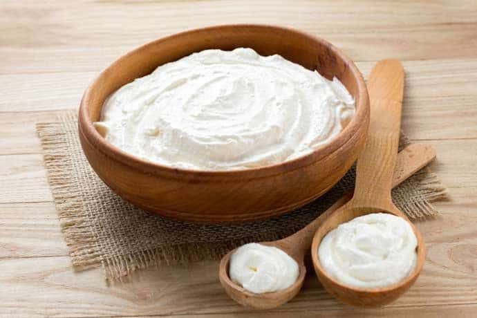 Coconut milk substitute cream cheese