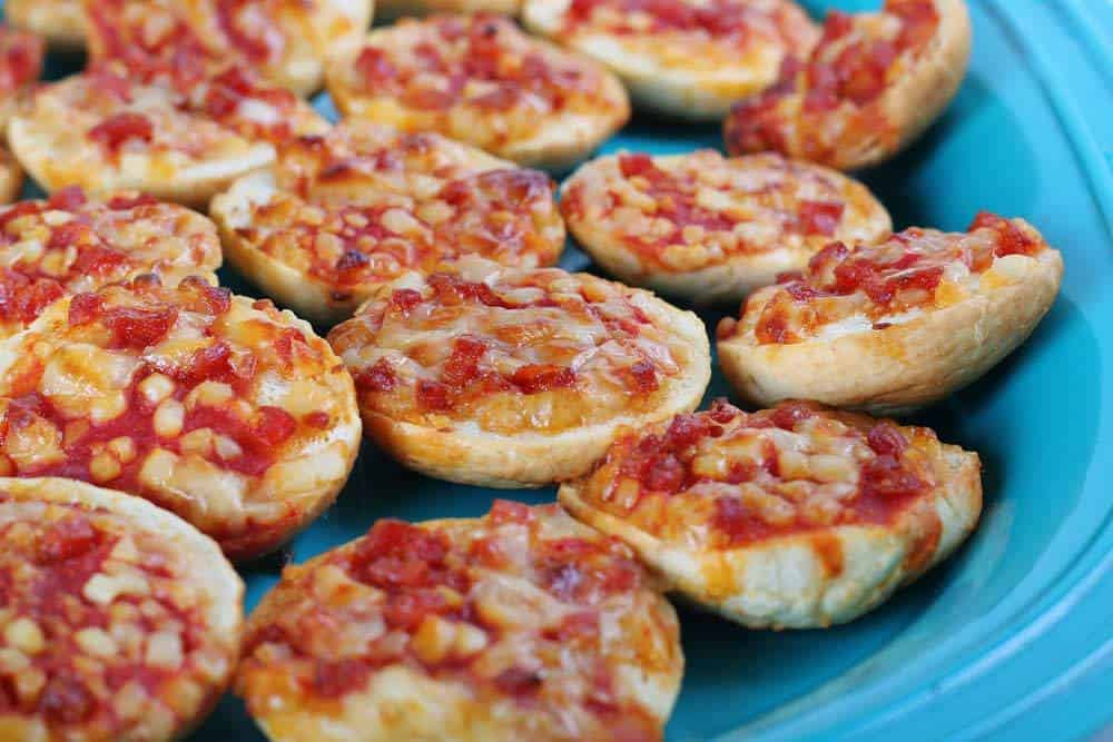 how to cook pizza bites
