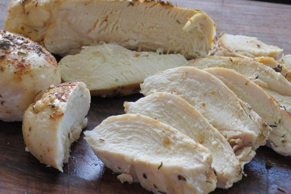Bake Chicken Breast