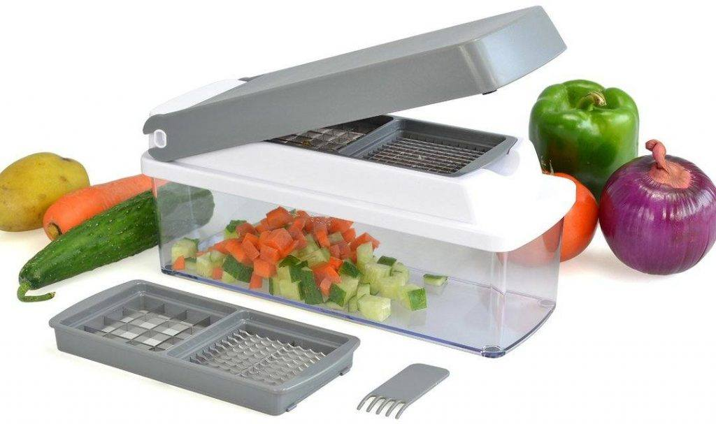 Surpahs Multi-Vegetable Chopper, Cutter, Slicer, Dicer