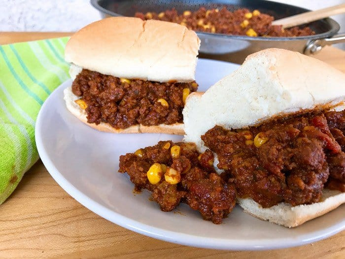 Best Sloppy Joes Ever