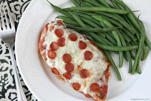 Easy Pizza Chicken Recipe