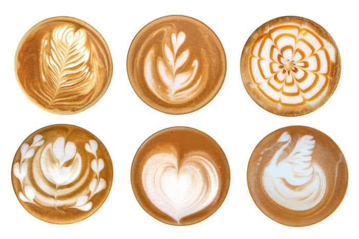 The art for latte