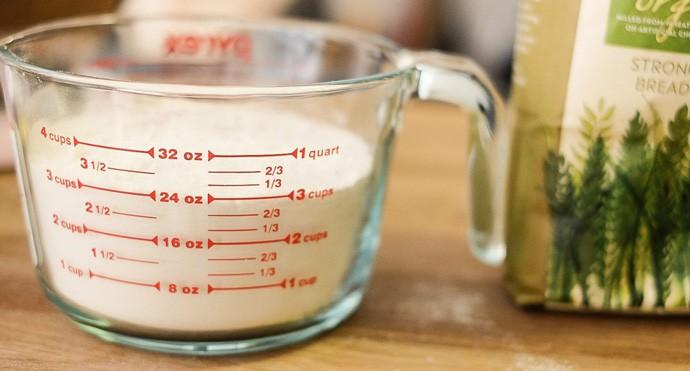 Wet Measuring Cups