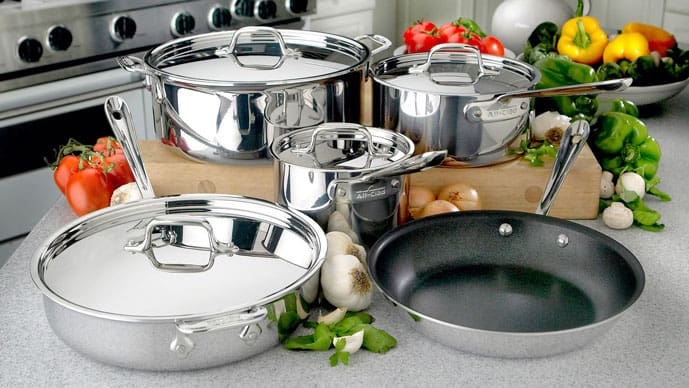 About All-Clad Cookware