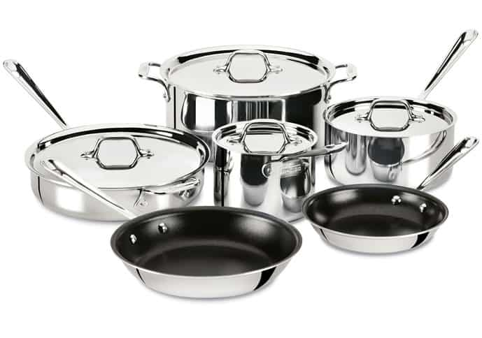 Factors to Consider When Buying All-Clad Cookware Set