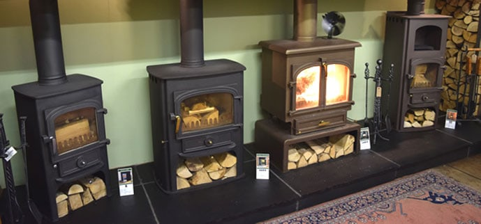 For the drawbacks of wood stoves