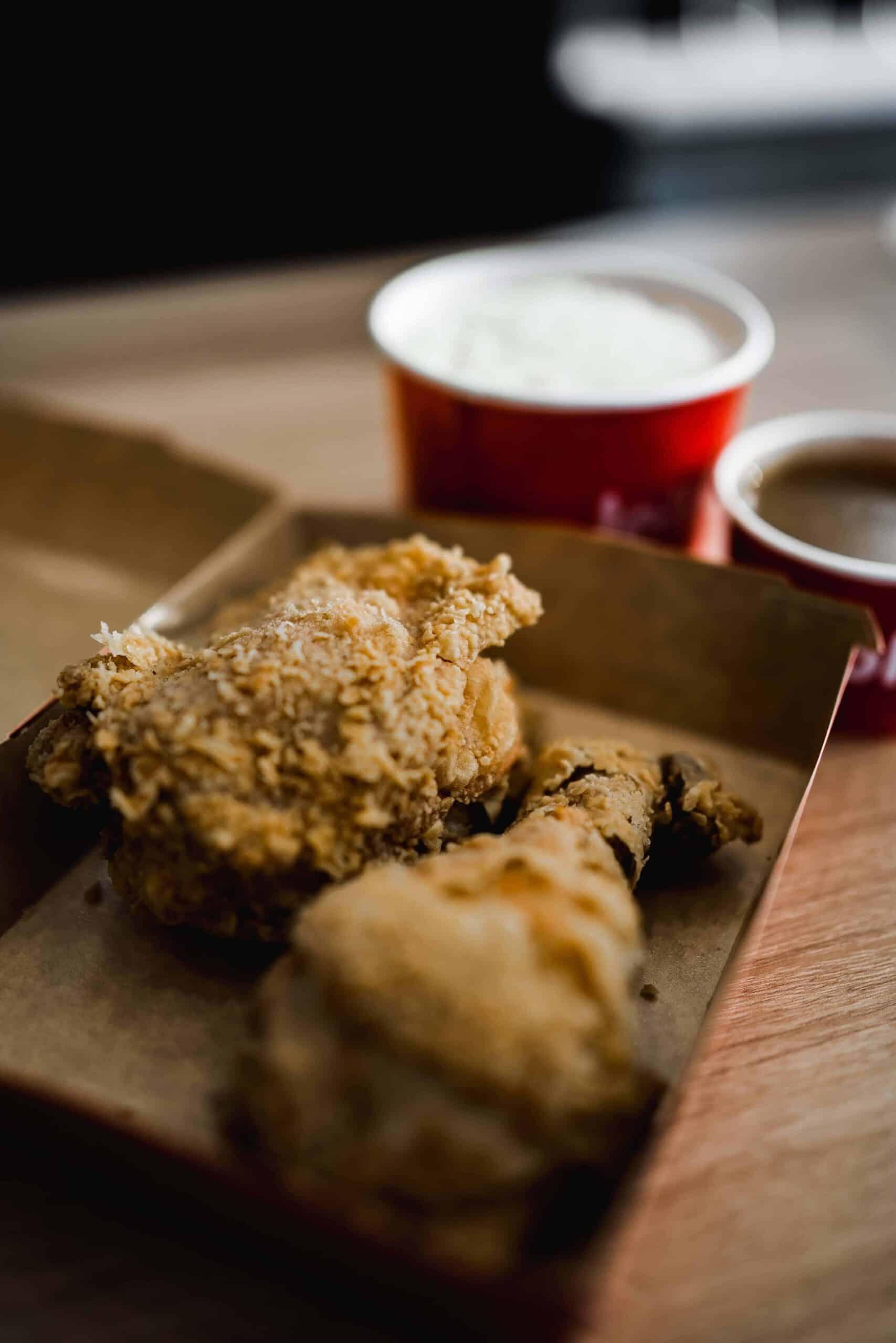 Snoop Dogg Fried Chicken Recipe