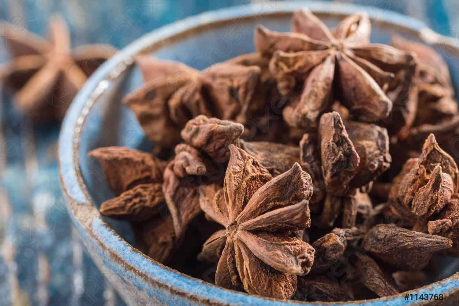 star anise substitute for caraway seeds