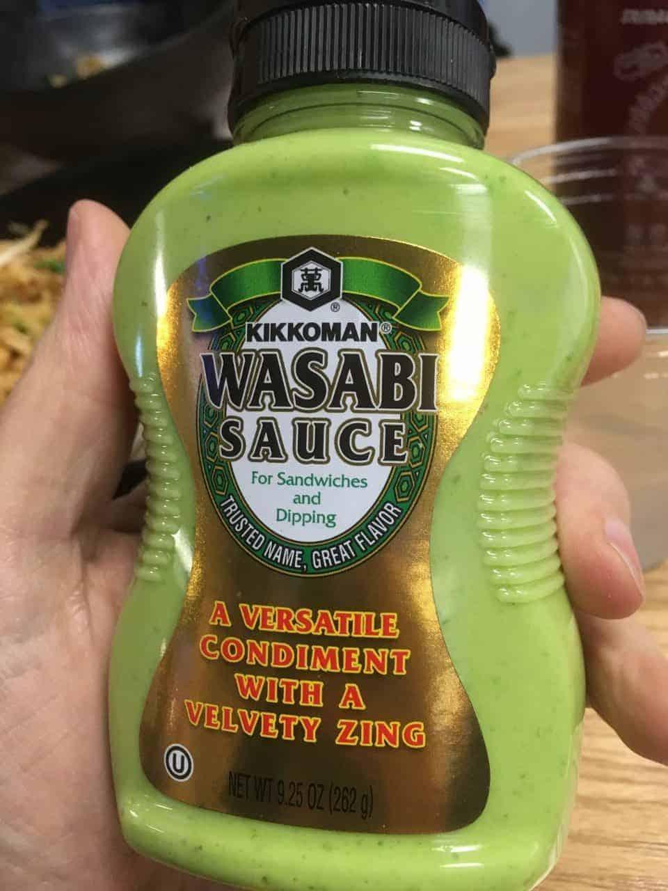 Substitutes of Horseradish