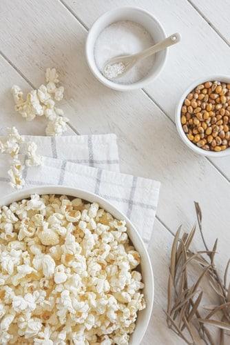 Freshen Stale Popcorn