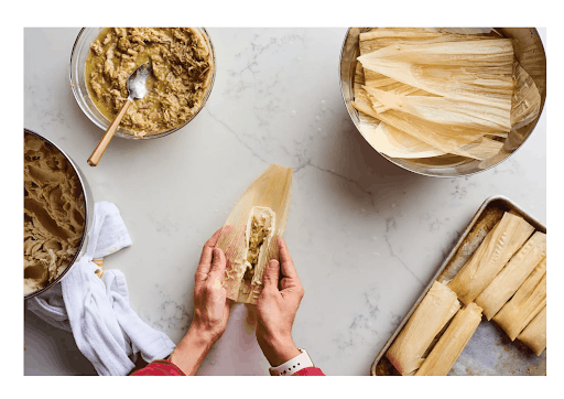 How to freeze Tamales?